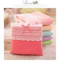 Lingerie Miss Nora Candy Color Triangle Pure Coton Sous-vêtements Femme Toute fille Mignon F003
