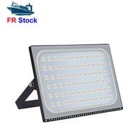 FR Stok Dış Aydınlatma LED Projektörler 10 W 20 W 30 W 50 W 100 W 150 W 200 W 300 W 500 W IP65 Depo, Garaj, Fabrika Atölyesi, Bahçe için Uygun