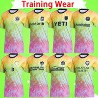 2021 Formazione Abbigliamento Soccer Jerseys Atlanta United Suit 2022 Orlando Los Angeles Galaxy Lafc La New York Camicia da calcio Inter Miami 21 22 Rosso