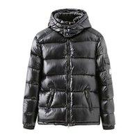 Роскошный бренд мужской пуховик мужской пуховики брендовые куртки мужчины 90% белая утка канадские пальто casaco masculino утолщенные парки пиджак туреовременный водонепроницаемый