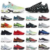 nike air max airmax plus tn 2021 mens womens Zapatillas deportivas para correr en todo el mundo Spider Web Teal Twist University Red Oreo Zapatillas de deporte al aire libre 36-46