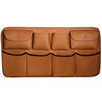 Car Organizer Backseat Trunk Large Capacity Hanging Storage Bag Rear Seat Pouch Decoration Universal For Most Vehicles