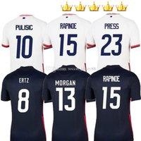 21 22 الرجال والاطفال الفانيلة Sexcer Soccer 2021-22 Ertz Bradley Pugh Lloyd Altidore 2021 2022 Wood America Football United Shirt States Camisetas