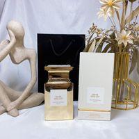 Femme parfum Neroli Portofino Forte Citrus Citrus de la plus haute qualité Eau Spray Bouteille carrée 100ml EDP Livraison rapide