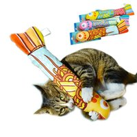 Кошачьи игрушки улыбающиеся сыр японский koi рыба 38 см длиной Большой размер Catnip подушка игрушка для кошечкового укуса царапин ударить хорошую деталь деликатный