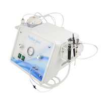 3 in 1 Hydrafacial Diamond Dermabrasion Skin Rejuvenation Wrinkle Removal Hydro Clean Oxygen Facial Therapy Spa Beauty Machine