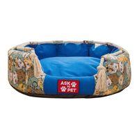 Hiver chaude chaude sofa canapé en peluche de peluche chat lit de chien doux confortable chat nid lavable et résistant à la saleté