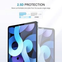2 PCS Tempered Glass For iPad Air 4 10.9 2020 Screen Protector For iPad Pro 11 2021 9.7 10.2 7th 8th Generation 10.5