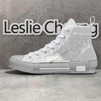 Dior Shoes رخيصة جلد كلاسيك أبيض أسود أبيض وردي أزرق الذهب النجوم الكبرياء أحذية رياضية سوبر ستار النساء الرجال الرياضية الاحذية -