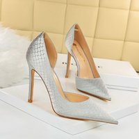Dress Shoes 2022 Patent Leather Woman Sexy Party High Heels Fashion Office Ladies Work Pumps Women Wedding Bridal Shoes 10.5cm High Heels