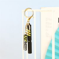 Pop Group Teens in Times TNT Soft Gomma Portachiavi Anello Jiaqi MA Yaxuan Song Supporto Concert Light Keychain Borsa Accessory Gifts N15