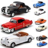 Alta Qualidade Liga Morrendo Metal Coleção Brinquedo Modelo Clássico Acessórios Do Carro Aniversário Decoração Decoração Crianças Presentes de Natal Brinquedos Presentes
