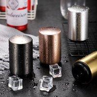 Stainless Steel Beer Opener Automatic Push Beers Bottle Openers Jar For KTV Bar Home Restanrant bottles openers DDA5522