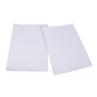 Sheets pack 100 A4 Self Adhesive Sticker Printing Paper Tracing Color Inkjet High Gloss Pvc