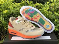 2021 Release Clots Authentic 1 Kuss des Todes im Freien Schuhe Herren Net Tiefrot Orange Blaze Chinesische Kultur Wildleder Sport mit Original Bo