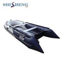 Chine Bateau d'aviron gonflable de produit avec radeaux de haute qualité / bateaux gonflables