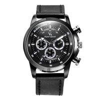 Montre-bracelet V6 Sports de plein air Mode Hommes Montres Quartz Hour Clock Homme Homme Homme Sangle Militario Mâle Montre Montre Montre Relogio Masculino