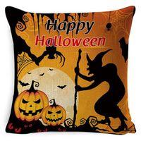24 Stunden Versand Halloween Spielzeug Hold Kissen Hülle enthält keine zentrale Vielfalt des Stils vorhanden Material Wäsche Sofa Cartoon Kissenbezug GYQ