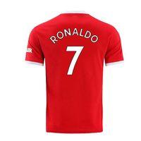 Ronaldo Sancho Rashford Jerseys 21 22 Shaw 2021 2022 Pogba Cavani Martial Van de Beek B. Fernandes Greenwood Soccer Shirt Man Kids Long