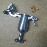 Toy Furnishing Machine Home Grain Metal Old-fashioned S Popcorn Mini Miniature Hand-held Gun Amplifier Qisjp