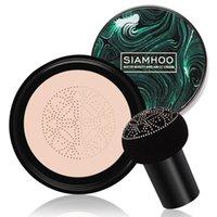 Siamhoo Air Coussin BB CC Crème Isolation Crème Compagnon Contrôle de l'huile Hydratant Fondation liquide pour maquillage sans faille