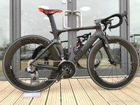 Концепция Bob Colnago Collection Carbon Road Bike Black Bicycle Store Полный велосипед с Ultegra Groupset 88mm Bob Wleelset
