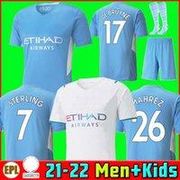 كرة القدم جيرسي 2020 ENGLAND 2022 Kane Sterling Rashford Sancho Henderson Barkley Maguire 20 22 القمصان الوطنية لكرة القدم الرجال + Kids Kit مجموعات زي التايلاندية