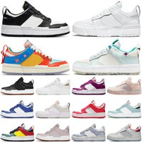 dunk disrupt Low men women shoes dunks Black White Pale Ivory Photon Dust Game Royal mens womens trainers sports sneakers runners size 36-45