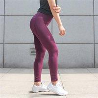 Yoga Roupas Jinxiushirt Net Yarn Gym Leggings Calças Alta Cintura Elástica Running Fitness Slim Sport para Mulheres Calças 4 Cores