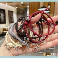 Collegamento, magneti per gioielli a catena si attraggono a vicenda un paio di braccialetti progettati dalla consegna della caduta di minoranza 2021 cvyyx