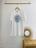 Mann machte Nigo x reo sano pink delphin kurzarm t-shirt