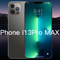 Hotsell Unlocked 4G Smart Mobile Cell Phone I13Pro Max Smartphone FullScreen 10-core RAM16G+ROM512GB Android 9 Finger Face ID Dual Camera