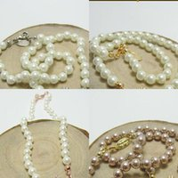 Women Rhinestone Satellite Choker Necklace Party Favor Cute Saturn Short Pearl Chain Necklaces High Quality Jewelry Pendant