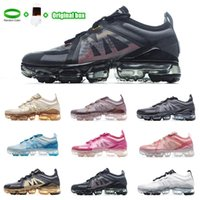 [Armband + Socken + Originalschachtel] Vorzugsvaporm Laufschuhe Run Utility CPFM Herren Womens MOC Fly Knit Trainer im Freien Sport Turnschuhe EUR 36-45
