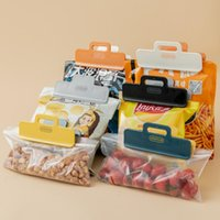 Bag Clips Kitchen Fresh Keeping Food Organizing Sealing Clip Household Preservation Tool Plastic Snack