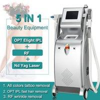 SHR opt laser cabelo escuro pele escura nd yag lazer tatuagem máquina de remova elight tratamento pigmentation rugas remover