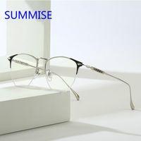 Chrome Coração Estilo Óculos Quadro Prescrição Miopia Óculos Homens Mulheres Personalizar Óptica Top Quality Moda Moda óculos de sol quadros