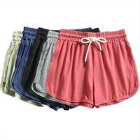 Мода летние спорт бегущий женщин короткие панталоны Cortos de Mujer