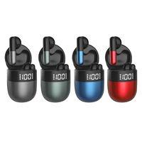 Drahtlose Ohrhörer Bluetooth Tws J28 5.0kopfhörer Digitalanzeige Headset WiHT Retail Box