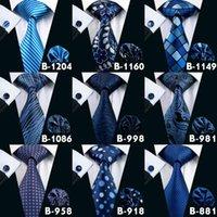 Галстук шеи набор 300 стилей 8,5 см. Мужские мужские S шелковый мужской мужской дизайнер ручной работы свадьба PaiSley галстук британский стиль бизнес полоса oqju oqju