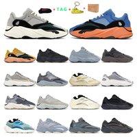 (700)은 실행 신발 남성 운동화 Azael Alvah 유틸리티 블랙 웨이브 러너 MNVN 오렌지 형광체는 스포츠 트레이너 패션 야외 여자