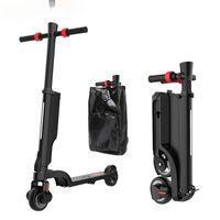 """Ammortizzatore e ammortizzatore Ammortizzatore Bluetooth 5.5 """"Pieghevole Kick Smart Scooter elettrico scooter E-rotella 60-80km"""