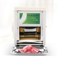 220V Fleischschneidermaschine Fast Slicer Fleischschleifer Automatischer Gemüse-Shredder-Häcksler für Zuhause und kommerzielle Verwendung