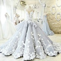 Ball Gown Real Image Lace Vintage Colorful Cheap Country Plus Size Wedding Dresses 2021 Beaded Wedding Gowns