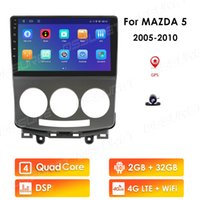 4+64 2+64 2+32 1+16 Android 10 autoaudio Multimedia Player For MAZDA 5 2005 2006 2007 2008 2009 2010 Car Radios GPS Navigation