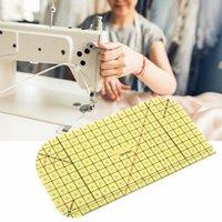 Costura régua quente passando a régua de medição diy patchwork ferramentas de costura para roupas fazendo quente perfeitamente pressione engomar i9fj #