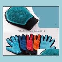 Supplies Home & Gardencat Pet Fur Grooming Groom Glove Mitt Brush Comb Mas Bath Brand Big Dog Wash Tool Bubble Maker Drop Delivery 2021 Z6Jc