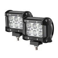 4-Zoll-12V 24-V-Quadrat-LED-Fahrer-Flut-Floor-Lampe
