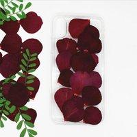 250 unids presionado secado rojo oscuro pétalos de rosa flor planta herbario para joyería Bookmark Postal Teléfono caja DIY haciendo accesorios
