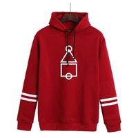 Women's Hoodies & Sweatshirts Game number 456 imprinted with kawaii hood cat hoodies fashion beautiful women's navel sweat pants size XXS-2XL U3CA